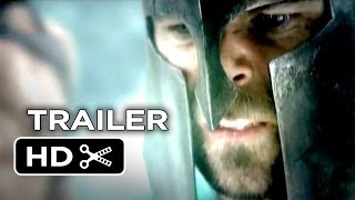 300: Rise of an Empire Official Trailer (2014) - Lena Headey, Eva Green Movie HD