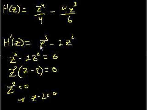 Monotonicity Theorem