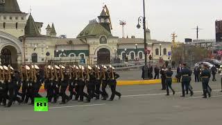 Прибытие Ким Чен Ына во Владивосток (24.04.2019 13:11)