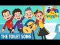 The Wiggles: The Toilet Song | Animated by Super Simple Songs