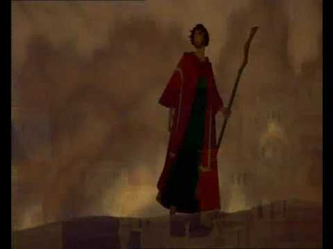 The Prince of Egypt - Plagues (Czech version)