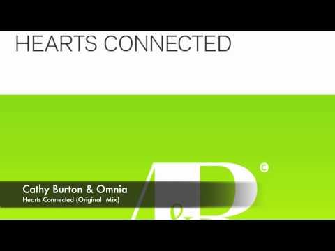 Cathy Burton & Omnia - Hearts Connected