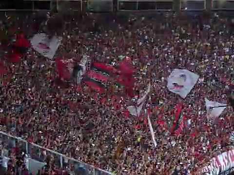 Gol de Adriano pelo Flamengo contra o Atletico - PR    31.05.09