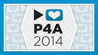 P4A 2014 - FIRST BOOK