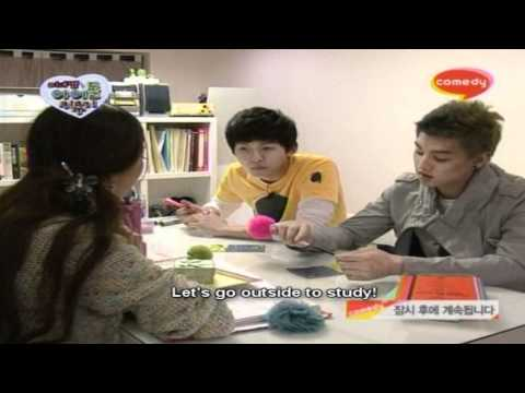 [ENG] Raising Idol [Dongho]ep 3-1