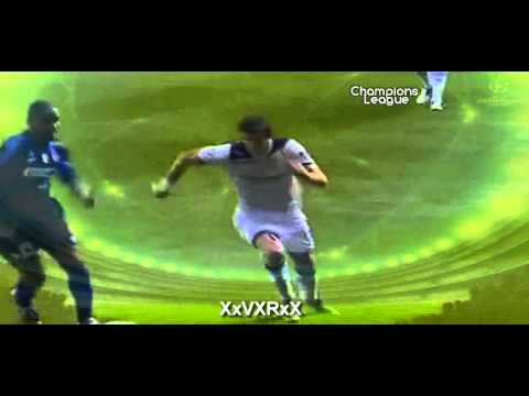 Gareth Bale vs Internazionale 2010