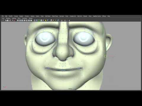 Maya tutorial: Using Polygon tools, Part 1