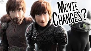 They Changed the Trailer!? How to train your Dragon: The Hidden World