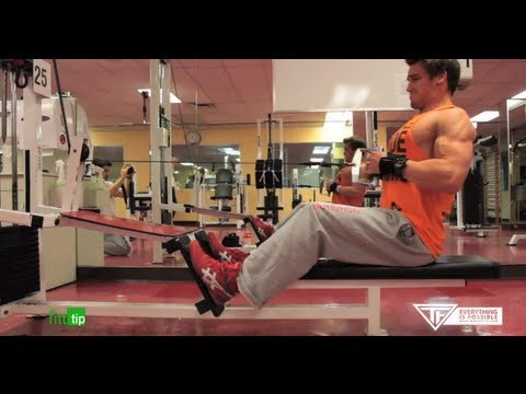 Fitt Tips - Seated Cable Rows - marcfitt.com