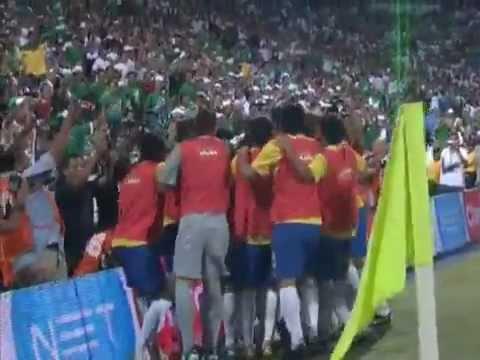 Os gols de México 1 x 2 Brasil em amistoso da Seleção Brasileira 11/10/2011
