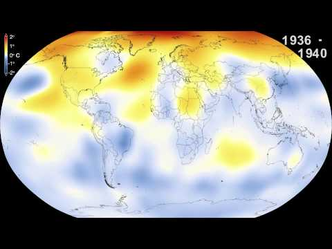 NASA | 2014 Continues Long-Term Global Warming