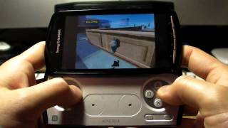 Xperia Play: third party PSX and GBA emulators
