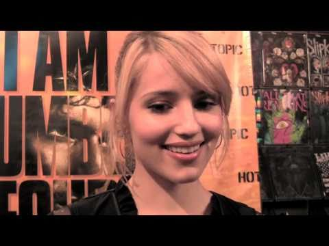 I Am Number Four: Behind the Scenes Interview with Dianna Agron and Alex Pettyfer