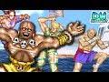 La felicidad viene de Dhalsim | ANIMACIÓN | Parodia de Street Fighter