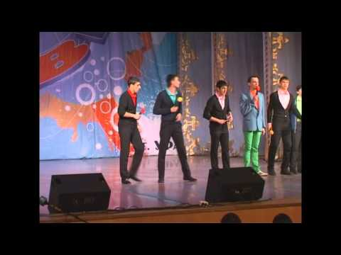 Большой фестиваль Высшей Уфимской лиги 2012