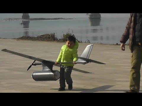 Sky Observer Long Range FPV Plane 2nd Flight - UCsFctXdFnbeoKpLefdEloEQ