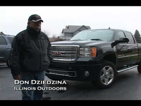 Thumbnail image for 'Illinois Outdoors TV reviews 2012 GMC Sierra Denali 2500HD'