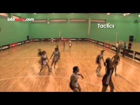 Netball Game - Strategy & Tactics Introduction