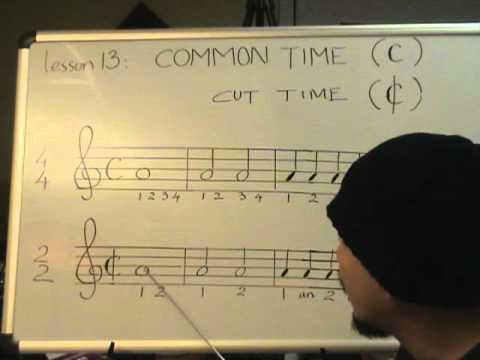 Nhạc lý căn bản - Bài 13