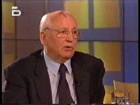 Mihail Gorbachov v Shouto na Slavi 4mai 2002 godina 5 chast