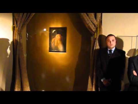 Presentazione al grande pubblico dell'autoritratto lucano di Leonardo da Vinci