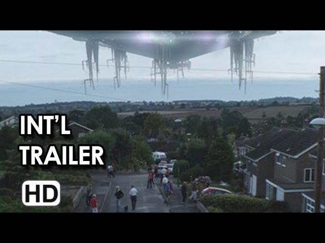 Alien Uprising International Trailer (2013) - Jean-Claude Van Damme Movie HD