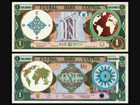 GLOBO TO NEO ΠΑΓΚΟΣΜΙΟ ΝΟΜΙΣΜΑ - GLOBO THE NEW GLOBAL CURRENCY
