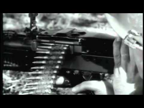 M60 Machine Gun Operation Part 1