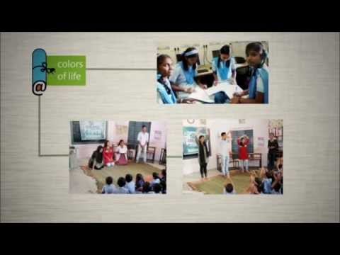 Colorss Foundation - Enriching Lives - colorfully