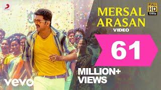 Mersal - Mersal Arasan Tamil Video  Vijay  A.R. Rahman