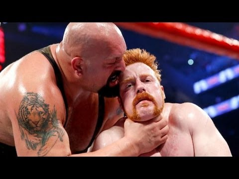 WWE TLC 2012 - The Big Show vs. Sheamus WHC Title Chairs Full Match Prediction