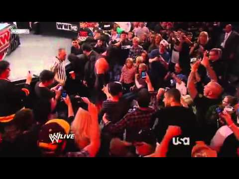 WWE Monday Night Raw 23/1/2012 En Español Latino