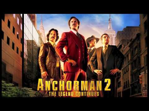 Ron Burgundy & Robin Thicke - Ride Like The Wind