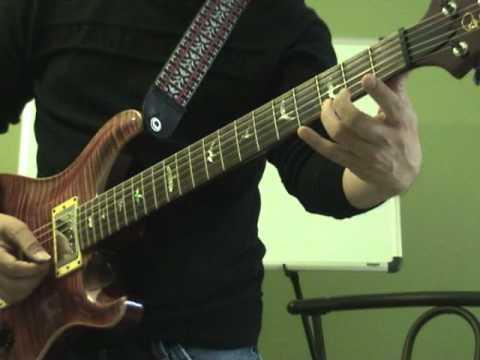 Tự học Guitar Solo - Bài 1