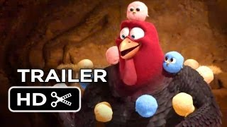 Free Birds Official Trailer (2013) - Owen Wilson Animated Movie HD