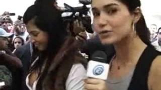 Ex-BBB Priscila participa de tarde de autógrafos view on youtube.com tube online.