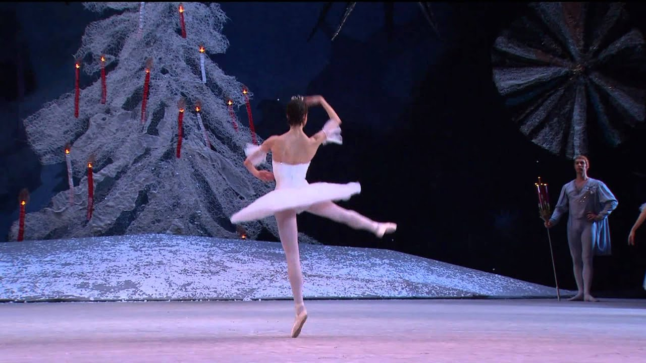 Pyotr Ilyich Tchaikovsky / Nina Kaptsova - Dance of the Sugar Plum Fairy