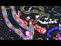 Фрагмент с конца видео - Slither.io 001 Strong Bad Snake Skin Hacked vs. 72227 Snakes Epic Slitherio Gameplay!