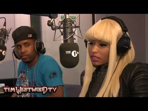 *NEW* Westwood -  Nicki Minaj on getting married to Drake &amp; having kids!
