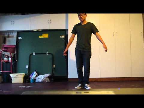 How to Breakdance:  Toprock Tutorial