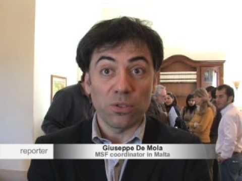 Reporter - Malta: beco sem saída da emigração africana