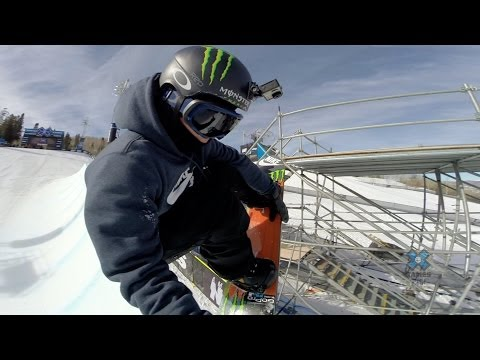 GoPro: Building a Halfpipe With Frank Wells