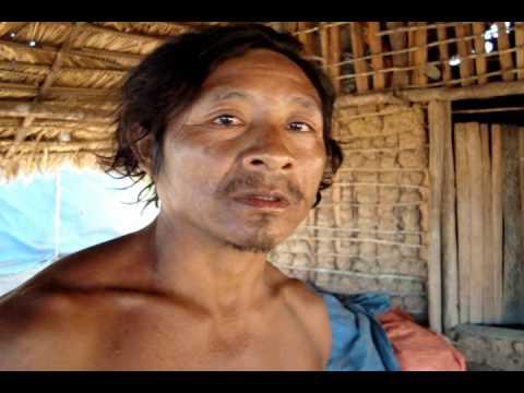 Índios Invisíveis da FUNAI   Parte 02