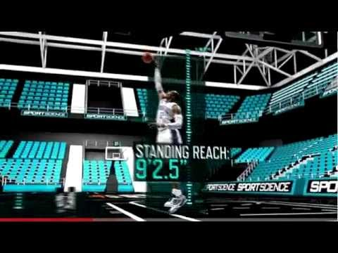 Dwight Howard VS Shaq - Sport Science
