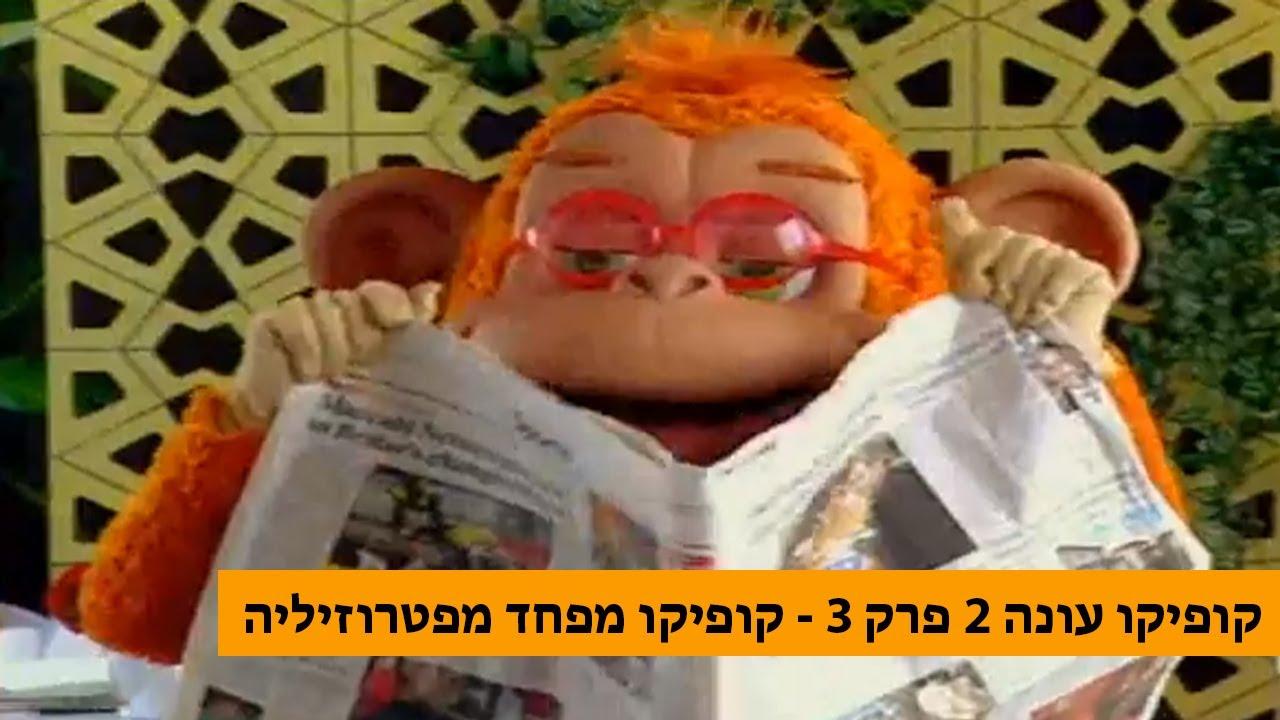 קופיקו מפחד מפטרוזיליה, קופיקו עונה 2 פרק 3