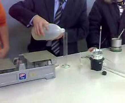 Esperimento fisica 1