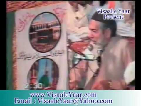 URDU NAAT(Main Ne Dar e Rasool)ABDUL SATTAR NIAZI.BY Naat E Habib