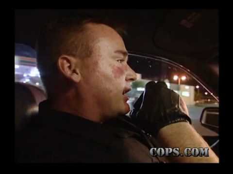 COPS TV Show, Toughest Takedowns, North Las Vegas Police Department