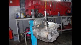 Mazda RX-8 Motor rektefiye