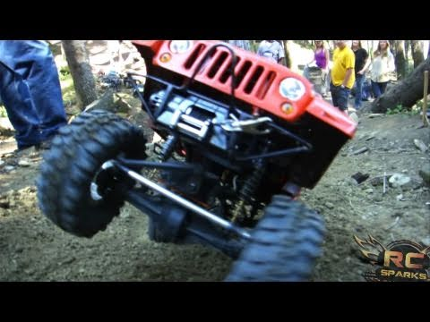 RC ADVENTURES - TTC - 2 of 5 - HiLL CLiMB - TOUGH TRUCK CHALLENGE 2011